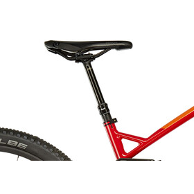 "VOTEC VXs Elite - Tour/Trail Fully 29"" - red/black"
